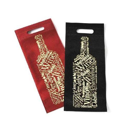 Bolsa botellas vino Nonwoven