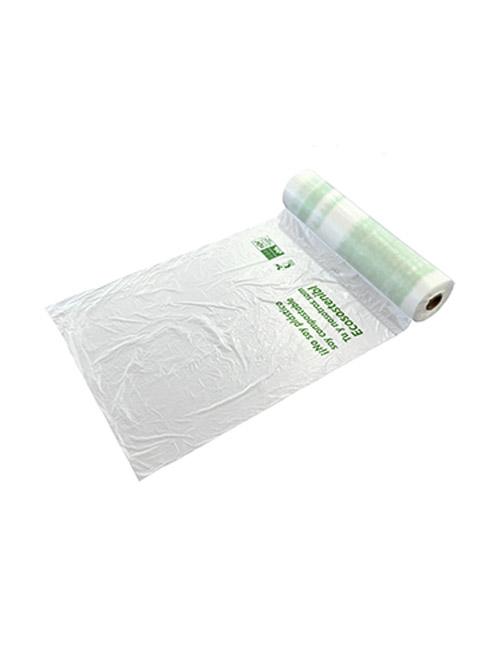Bolsas en rollo compostables y biodegradables tenerife